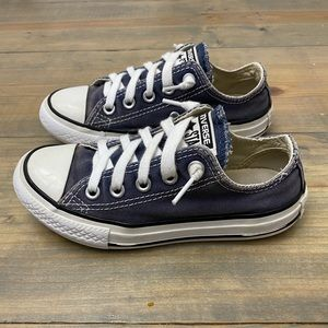Converse Chuck Taylor All Star Navy Youth Size 11
